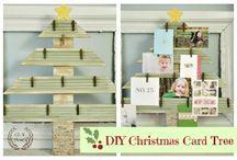 Christmas Crafts / by Rachelle Kunz