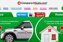 Deals / Get your hands on these deals  -Holidays -Hotels -Car hire -Phone contracts -Insurance -Spa -Shows -Restaurant / by Compare For Deals