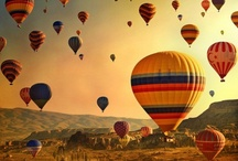 Heavenly Hot Air Balloon Photography / Utterly amazing photographs of Hot Air Balloons to inspire .