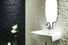 Does It Come In Black? / All of these tiles are Batcave-tested and Batman-approved.