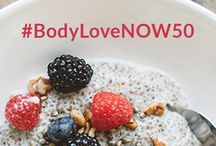 #BodyLoveNOW50 / NOW has teamed up with holistic nutritionist-to-the-stars, Kelly LeVeque, to help you make body-loving choices to look and feel your best. Ditch the food drama and fad diets for body-loving choices that will empower you to be your best