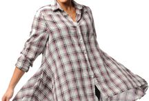 Tulip Clothing | Crinkled Cotton Clothing / Tulip Clothing is crinkled cotton line of shirts, dresses and pants that are both stylish and comfortable to wear. #cottonclothing