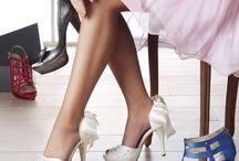 Παρουσιάσεις Divina shoes D.s σε περιοδικά Νυφικά και Βραδινά Παπουτσια - Wedding - Bridal shoes