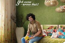 Yeh Mera Room Hain / Decorate your room the way you want to!