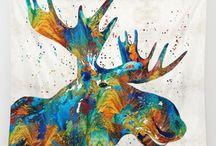 Art / Beautiful artwork I love!