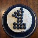 První dort
