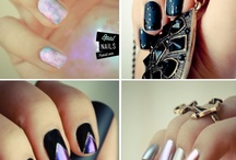B. E. A. U. T. Y.  / Amazing nail art