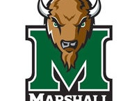 WE ARE MARSHALL !!!  / by Elizabeth Clemons