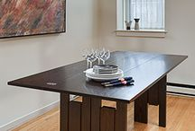 Dining Tables / Our dining tables.