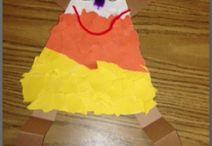 Crafts for kids / by Kaylan Elizabeth