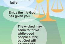 Pray & study