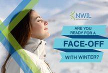 Winter Face-Off / Hereby you can find tips to protect yourself from Winter. Certain health disorders are most likely to increase during winter, which is why it is necessary to pamper yourself with extra healthcare during this season.