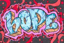 grafiti yazi