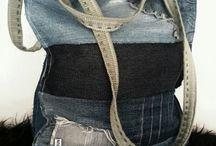 jeans szarpana