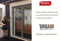 UrbanWood - il legno cambia forma