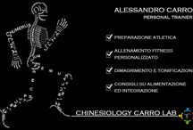Chinesiology CarroLab - Alessandro Carro Personal Trainer