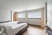 Lefèvre Interiors bedroom design - contemporary / Custom made design
