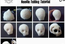 Needle Felted