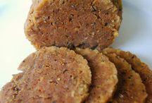 Seitan Meats & Non Seitan Sausages  Recipes
