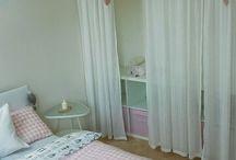 Simple romantic room
