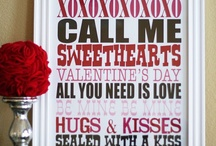 Valentines Day Ideas / by Heidi Liebhaber