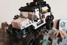 Lego stuff for Rubin