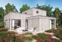 Kubistiskt hus