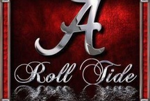 RollTideRoll / My passion COLLEGE FOOTBALL. ..ROLL TIDE ROLL / by 👠BHW👠