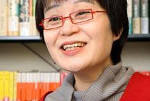 Miyuki Miyabe / Álbum dedicado a la autora nº 1 de misterio en Japón. Sus libros e imágenes relacionados con ellos.
