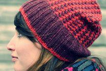 Knitting-Headwear / by Diana Kn