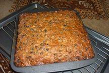 Boiled fruit cake