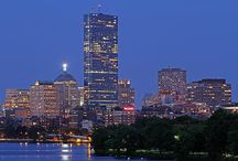 Boston Cityscape Photography / Magical Boston skyline photography and cityscape photographs for image licensing or fine art prints.