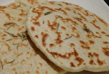 pain Galette  Naan