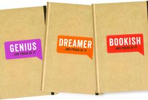 Stationery for book lovers