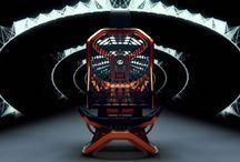 The Lexus Kinetic Seat Concept