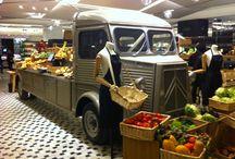 Supermarket Retail Designs