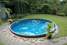 Swimming pool in your own garden – so easily achieved the dream pool