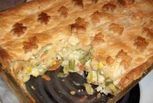 Recipes - Main Dishes / by Cami Struiksma