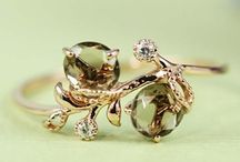 Jewels I need to hoard  / by Amy Zalasky