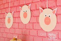 Inspiração:  3 porquinhos