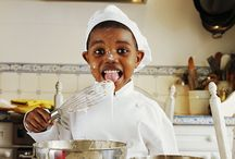 Recipes the kiddos can make / by Jenni Sprinz