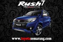 Daftar Harga dan Paket Kredit Toyota Rush di Semarang / Daftar Harga dan Paket Kredit Toyota Rush di Semarang