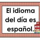 Español  / by Diana Molina-Garza
