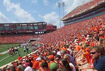 Clemson Gameday Photos / by Clemson Girl