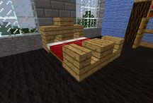 mincraft house decoration and furniture