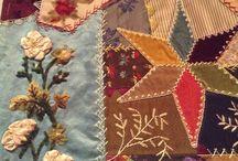 Crazy Quilts / Crazy quilts that I love