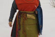 iron age clothing