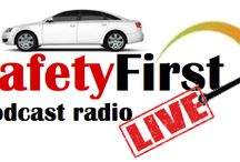 Safety First Radio - Cars, Trucks, RVs, etc / Dr. William Brown shares with anyone riding in a vehicle, (driver or passenger) how to protect themselves from ever being caught helpless when a roadside 911 emergency happens to you, whether a legal traffic citations, medical or death after a auto accident or when your car brake downs at night with you or your loved ones in tow.    Be prepared, not scared...