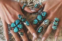 Treasure Chest. / Bohemian Jewelry and Accessories we love.