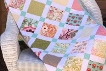 Knitting and Quilting / by Melissa Scott